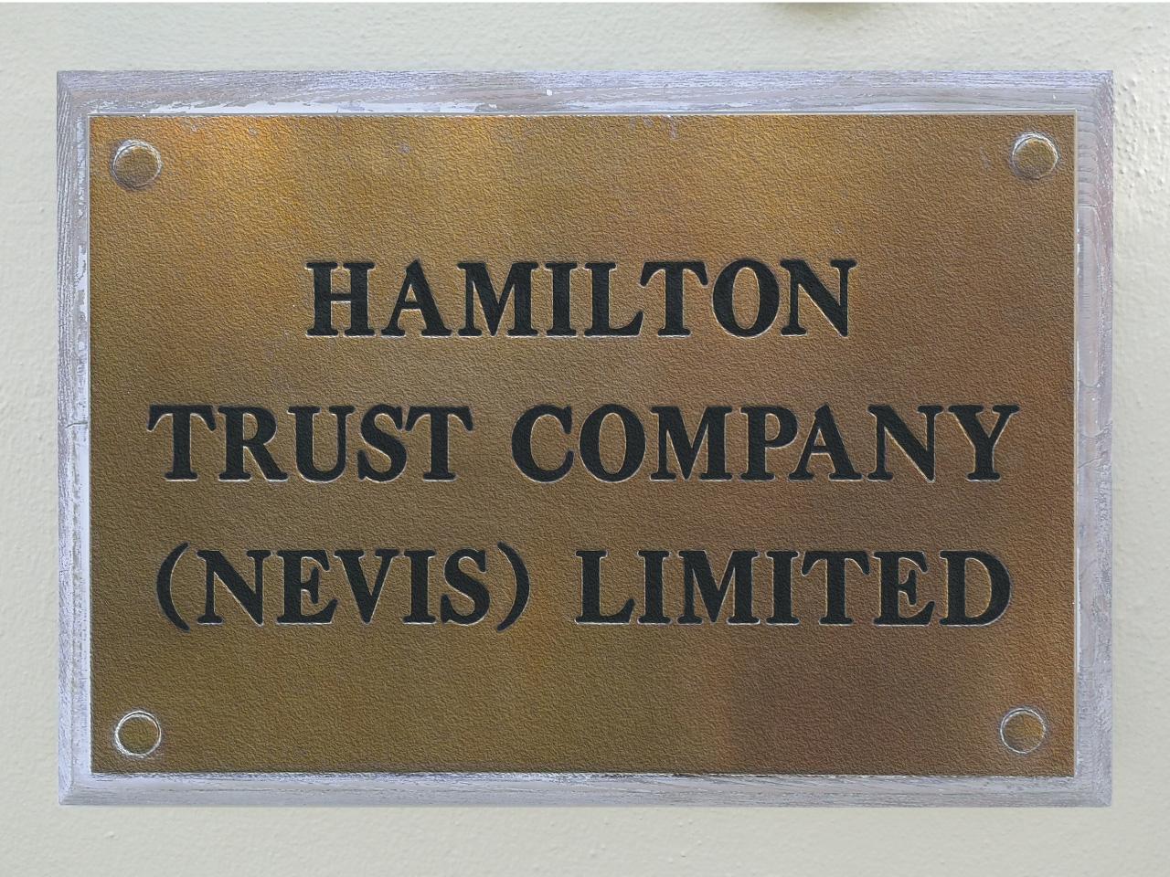 Hamilton Trust Company | Efficient Trust Company